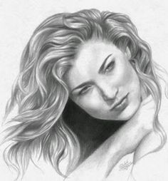 Drawings: Lesson Drawing Portrait