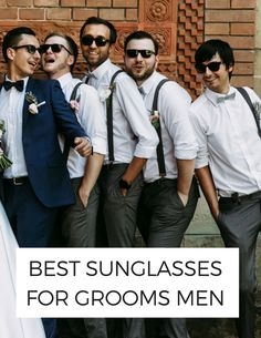 Custom imprinted wedding party sunglasses can be offered as an ...