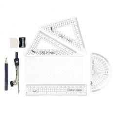 School Essentials STATIONERY ❤ liked on Polyvore featuring home, home decor and stationery