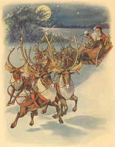 Lines from Linderhof: A Merry Christmas to All . . .
