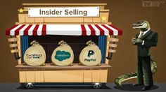 Insider Selling - Salesforce.com Inc, PayPal Holdings Inc, GoPro Inc