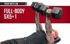 Full body 5x5 1 training program