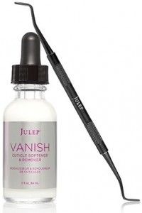 Julep Vanish. Need a cuticle pusher too but doesn't need to be Julep's.