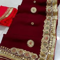 Gota Patti Saree, Modern Saree, Whatsapp Group, Link, Check, How To Wear, Collection