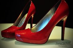 Classy #shoes #red