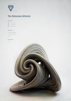 Scientific Illustration | workman: ianbrooks: Strange Attractors... …