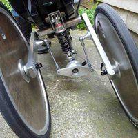Electric Trike, Electric Cars, E Quad, Bike Motor, Custom Trikes, Recumbent Bicycle, Microcar, Reverse Trike, Push Bikes
