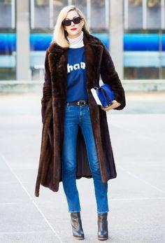 Joanna Hillman Image Via: Who What Wear