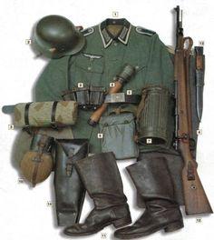 Infantry Sergeant: