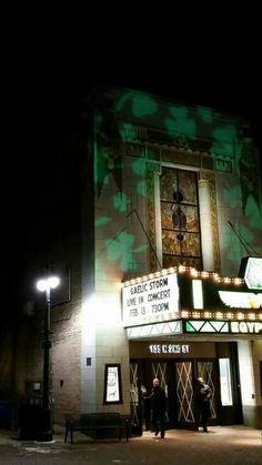 The Eygytian  Theatre February 13th 2015