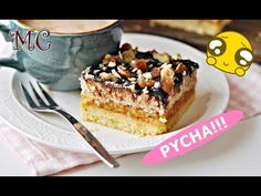 Mała Cukierenka - YouTube Vegan Ramen, Ramen Noodles, Dessert Drinks, Malaga, Tiramisu, French Toast, Gluten, Cooking, Breakfast