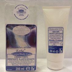 Crema Corpo Idratante Elasticizzante 200 ml