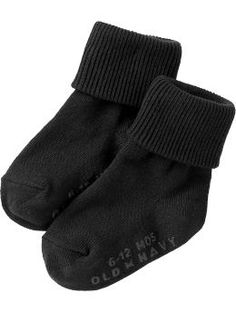 Triple-Roll Socks for Baby | Old Navy $1.45