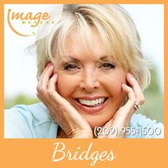 209-955-1500   Restore your smile at one of our clinics today! Image Dental in Stockton, CA offers dental bridge services to restore a complete smile for patients with missing teeth.  To learn more about dental bridges, click here: http://www.myimagedental.com/services/cosmetic-dentistry/bridges  To request an appointment: http://www.myimagedental.com/request-appointment    3453 Brookside Road, Suite A Stockton, CA 95219  #dentalbridges #bridges #stockton #ca #imagedental