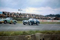 British, Racing, Running, Auto Racing