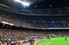 Fotoreportaj de pe Camp Nou: FC Barcelona – Villarreal, meci dramatic cu cinci goluri. Golul lui Messi a adus victoria Barcei