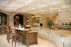 Kitchen design makes entertaining simple