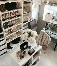 Your dressing room can be a great place to get ideas for what to wear, and it should look as stylish as you. Here are nine beautiful dressing room ideas that we simply admire. We hope you will find a few that give you the motivation to revamp your own dressing room.