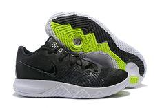 new arrivals 8621f ff880 New Release Nike Kyrie Flytrap Black White-Volt