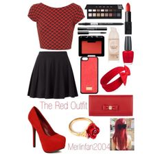 The Red Outfit