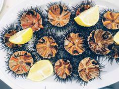 Dining in Mykonos! - This is Sivylla Mykonos Restaurant, Seafood Restaurant, Mykonos Island, Drink Table, Greek Salad, Greek Recipes, Greek Islands, Pineapple, Things To Come