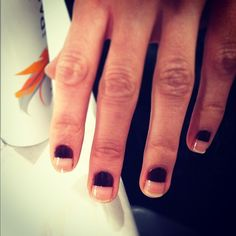 nails by miss ladyfinger for L.A.M.B.
