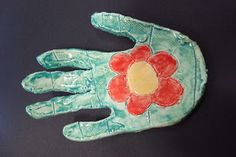 Once upon an Art Room: Clay Hands