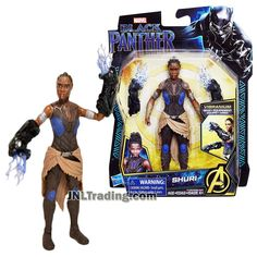 Product Features Includes: SHURI with Vibranium Gear Shuri figure measured approximately 6 inch tall Produced in year 2017 For age 4 and up Product Description The sister of T'Challa, Shuri designs and wears Vibranium-Powered combat gear Bathroom Remodel Cost, Combat Gear, Delta Children, Marvel Legends, Marvel Heroes, Marvel Movies, First Day Of School, Black Panther, 6 Inches
