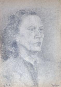 Gizella Fejes: Lady's Portrait