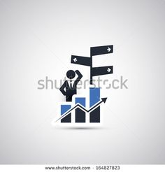 business decision icon