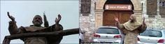 Pubblichiamo due video di Massimo Coppo, che riteniamo importanti per questi tempi, mentre proclama brani delle profezie di Marcello Ezechiele Ciai sui preti e frati e su Roma. www.ciai-s.net