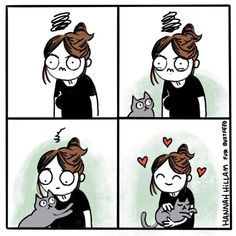 And the comfort of a pure, loving animal.   11 Of The Most Satisfying Feelings