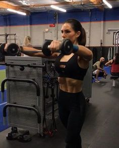 """4,696 Likes, 87 Comments - Alexia Clark (@alexia_clark) on Instagram: """"Band Work 40 seconds on of each with 20seconds rest 3-4 Rounds #alexiaclark #queenofworkouts…"""""""