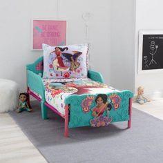 Disney Elena of Avalor 4pc Toddler Bedding Set, Yellow