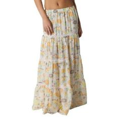 O'Neill Junior's Ginger Skirt, (bohemian long skirts)