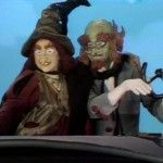 Lidsville: Witchy Poo and Charles Nelson Reilly