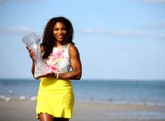 World #1 Serena, 6X Reigning Queen of Miami, Begins Her 2014 Sony Open Tennis Title Defense Thurs. 3/15/14 <3 #YaY! #TeamRena!