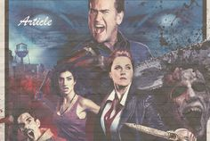ALL you need to know about Ash vs Evil Dead series 2. Including storyline, ...