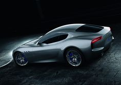 nice 2014 Maserati Alfieri concept Photos – ModelPublisher.com – (2)