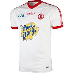 Tyrone GAA Home Jersey #GAA #Championship #tyrone #gaa #oneills Ireland, Bench, Bible, Biblia, Irish, Desk, Bench Seat, Sofa, Crib Bench