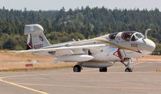 The Navy Has Retired The EA-6B Prowler After 45 Years Of Service