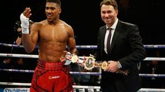 Two hot prospects, two quality veterans and a dangerous Eastern European are all happy to be part of Anthony Joshua next fight in April