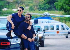 """: Nine years journey of with In his words. """" As Akshay Kumar gave his Last shot today for Our… Bollywood Girls, Bollywood Actors, Bollywood Celebrities, Akshay Kumar Style, Cute Couple Songs, Dharma Productions, Rohit Shetty, Cricket Match, Actors Images"""
