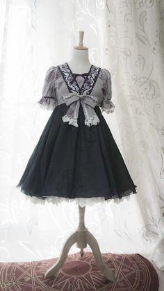 Ancient Chinese Elements Lolita Dress   Chinese lolita