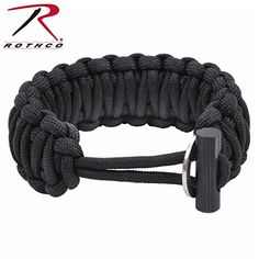 Rothco Paracord Bracelet With Fire Starter -- Check out this great product.(This is an Amazon affiliate link and I receive a commission for the sales)