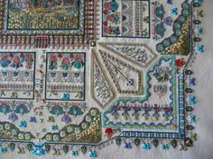 embroidered elegance, chatelaine designs - Google Search