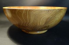 Handturned Stunning Black Locust Wood Wooden Small Friut Bowl / Nut Bowl / Hall Table Catch All Plate Gift Ideas Special Occasion Candy Bowl, Wipe Out, Wood Creations, Wood Bowls, Safe Food, Light Colors, Serving Bowls, Special Occasion, Plate