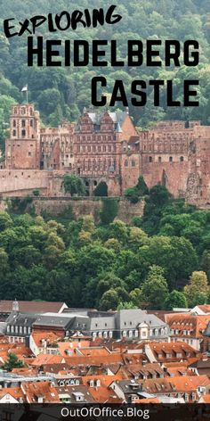 Heidelberg Castle Germany has many stories to tell. The Castle has become symbol of German Romanticism and the subject of many poets and artists. Cool Places To Visit, Places To Travel, Travel Destinations, Visit Germany, Germany Travel, European Destination, European Travel, Frankfurt, Malta
