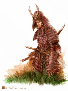 The 30 Astounding Samurai Artworks showcased below collects some of the amazing artworks dedicated to uplift the Samurai spirit.