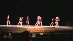 The Dance Factory 2012 - Level 5 Jazz ITR (Utah Dance Championship 2012)